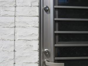 ドア錠取替